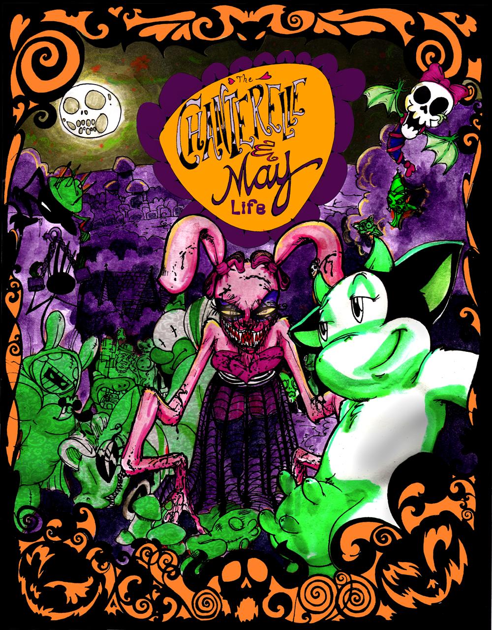 CML 7 - Spooky Halloween Saga